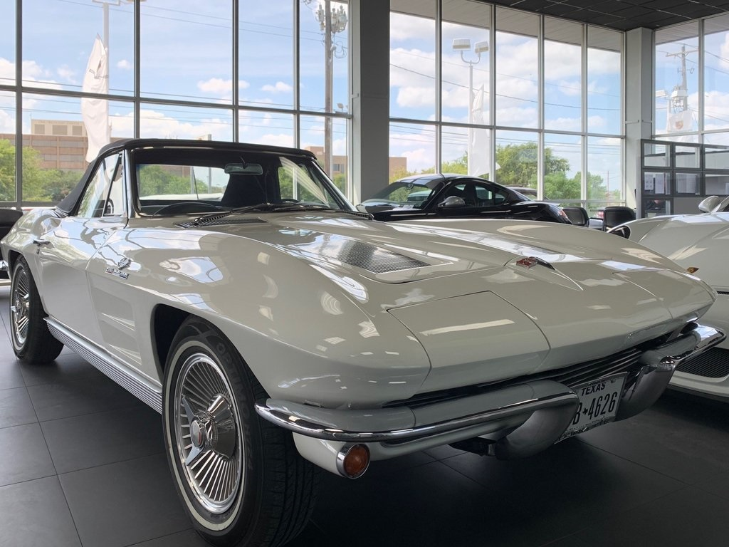 Pre-Owned 1963 Chevrolet Corvette Fuel-Injected