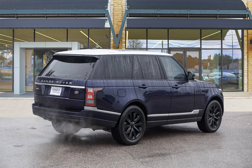 Pre-Owned 2014 Land Rover Range Rover 5.0L V8 Supercharged