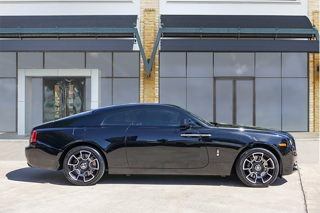 New 2020 Rolls-Royce Wraith Black Badge