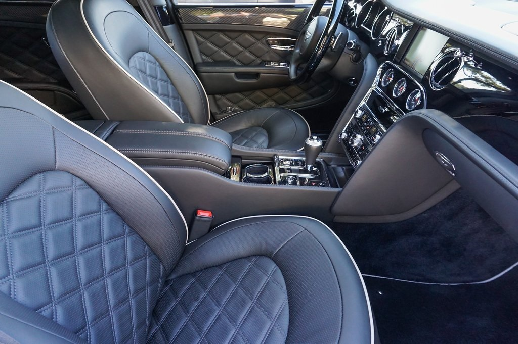 Certified Pre-Owned 2016 Bentley Mulsanne Speed