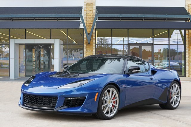 New 2020 Lotus Evora