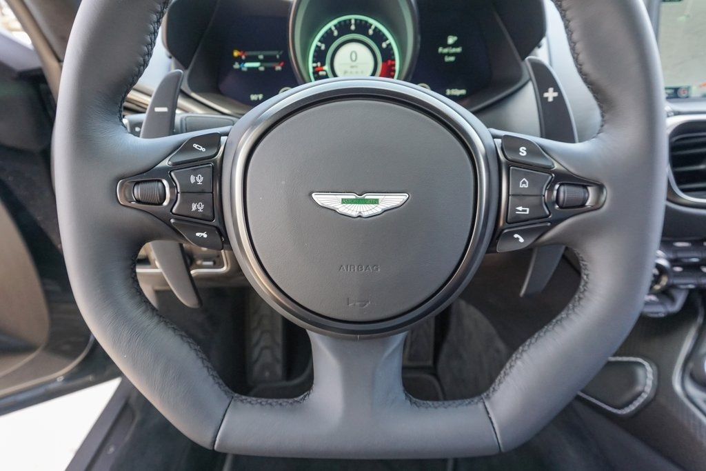 New 2020 Aston Martin Vantage Base