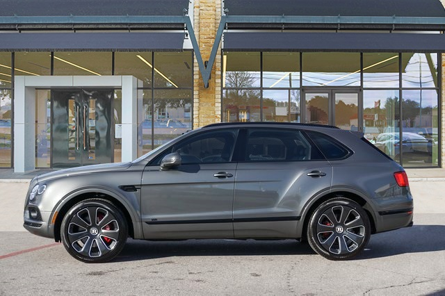 New 2020 Bentley Bentayga Design Series V8