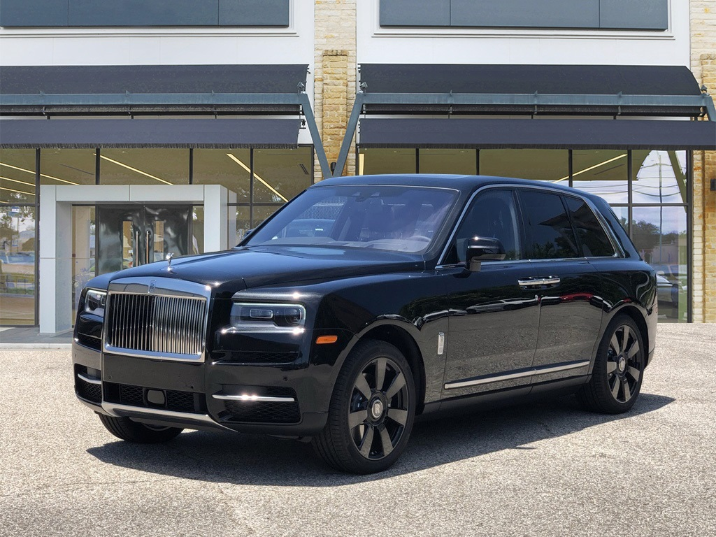 New 2019 Rolls-Royce Cullinan Base