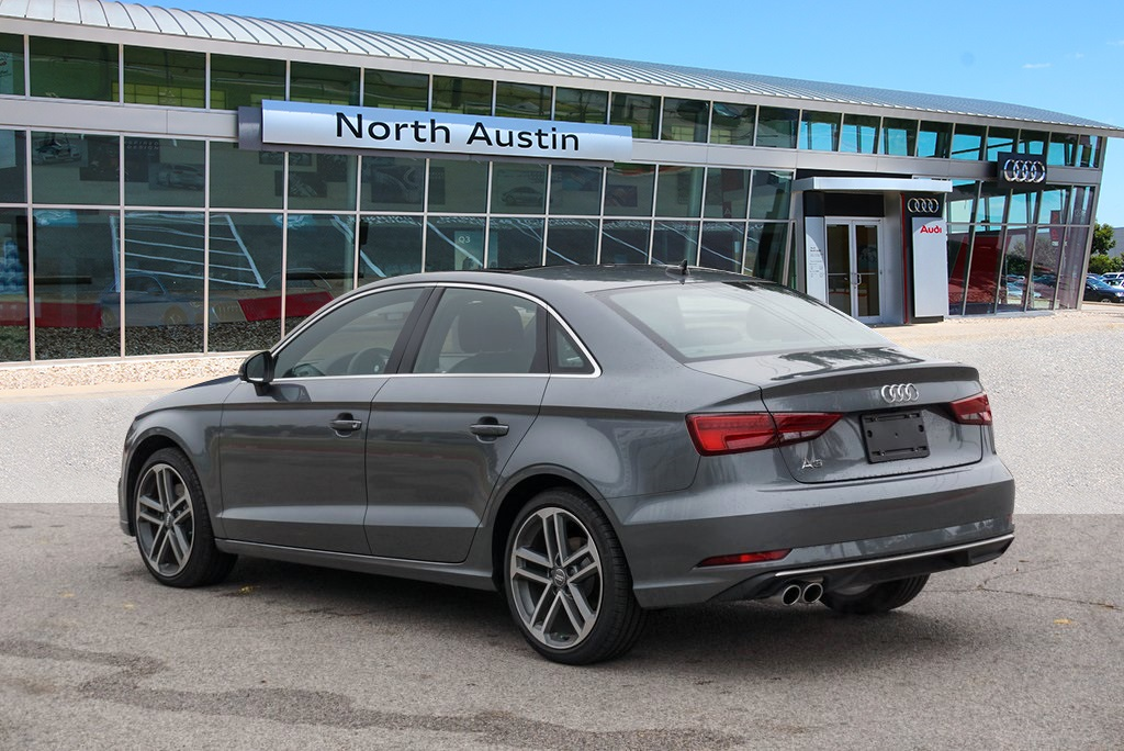 Certified Pre-Owned 2019 Audi A3 2.0T Premium
