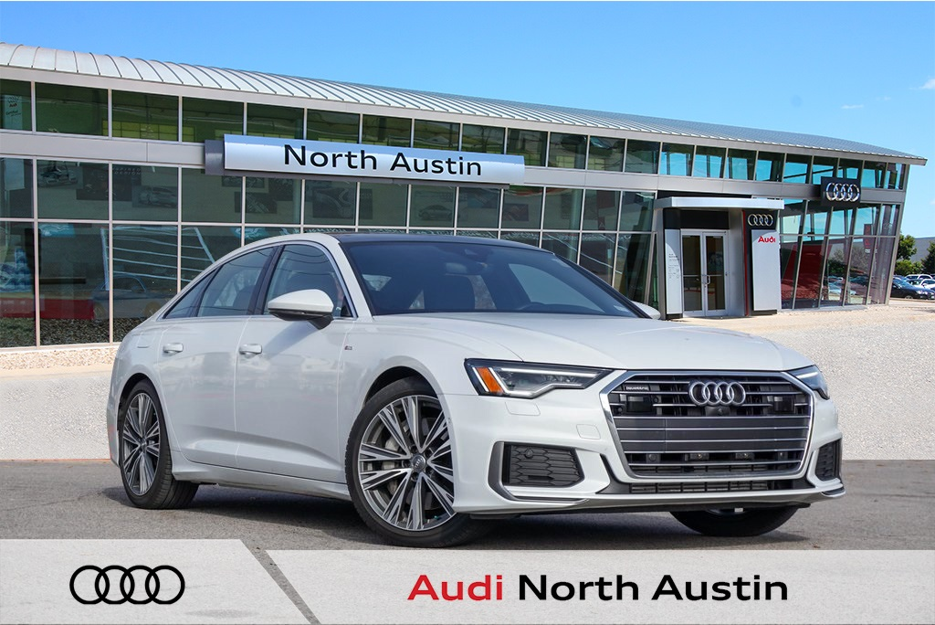 Certified Pre-Owned 2019 Audi A6 3.0 Premium Plus
