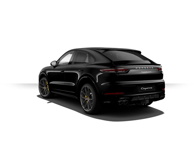 New 2020 Porsche Cayenne Turbo Suv