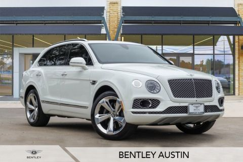 Certified Pre-Owned 2018 Bentley Bentayga W12