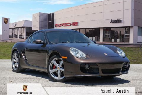 Certified Pre-Owned 2008 Porsche Cayman S