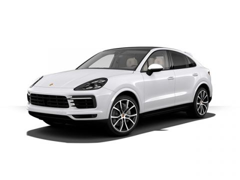 New 2020 Porsche Cayenne S Coupe